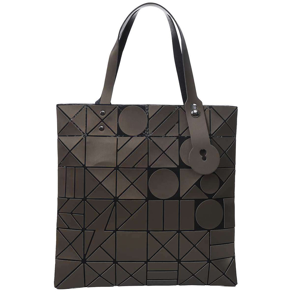 Matte Geometric Tote,Totes,Mad Style, by Mad Style