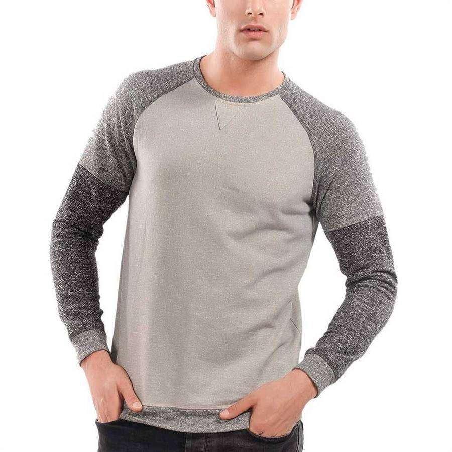 Mens 3 Toned Sweatshirt