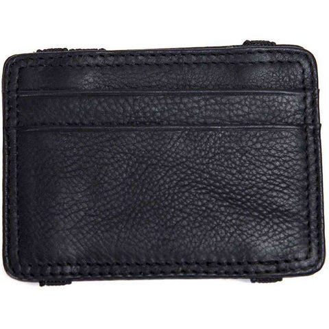 Men's Leather Flip Wallet