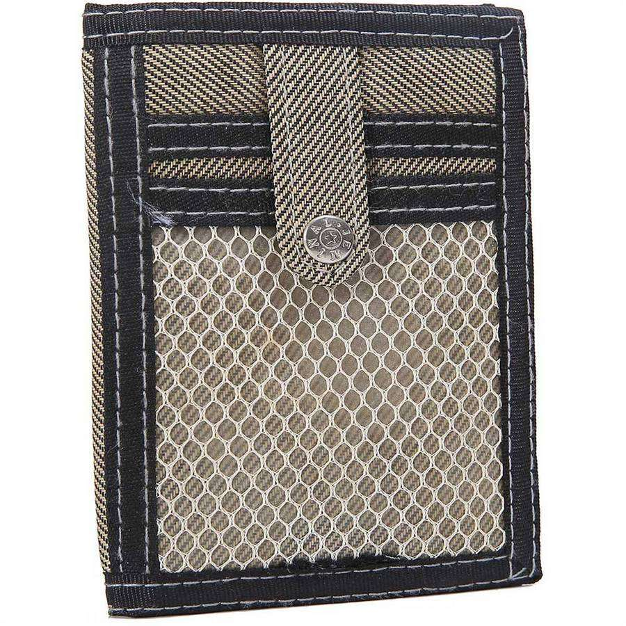 Mens Nylon Ripstop Wallet,Wallets and Clips,Mad Man, by Mad Style