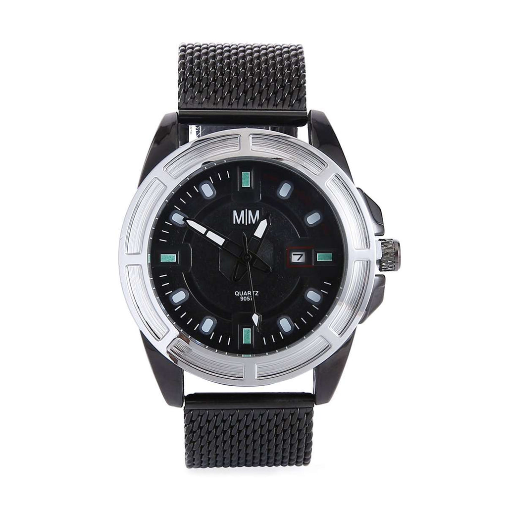 Mesh Staninless Mens Watch