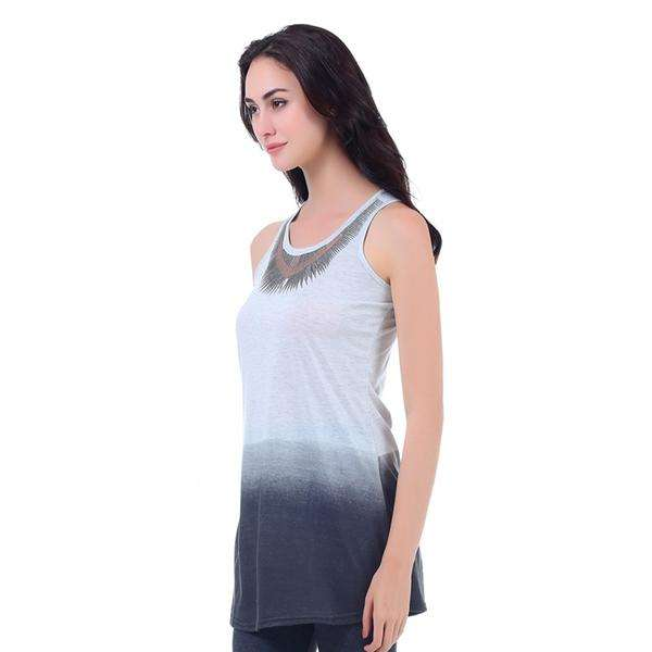 Metallic Gradient Tank Top,Tops,Mad Style, by Mad Style
