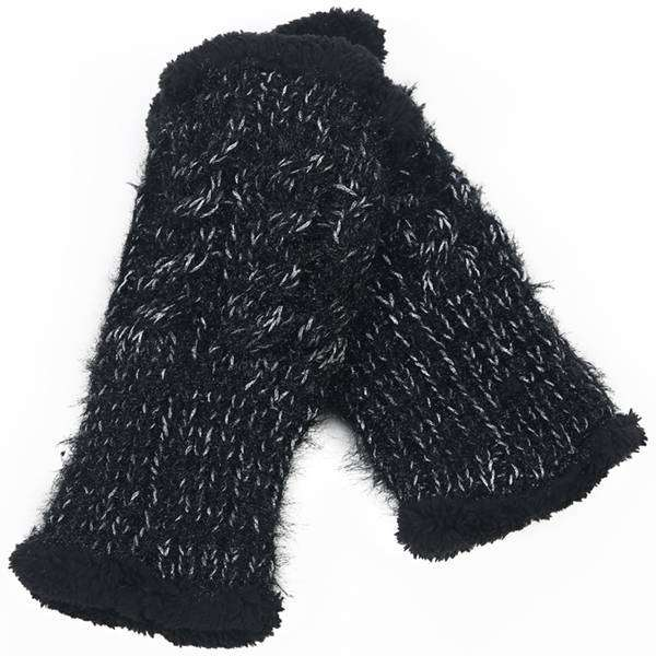 Metallic Weave Fur Boot Topper,Winter Accessories,Mad Style, by Mad Style