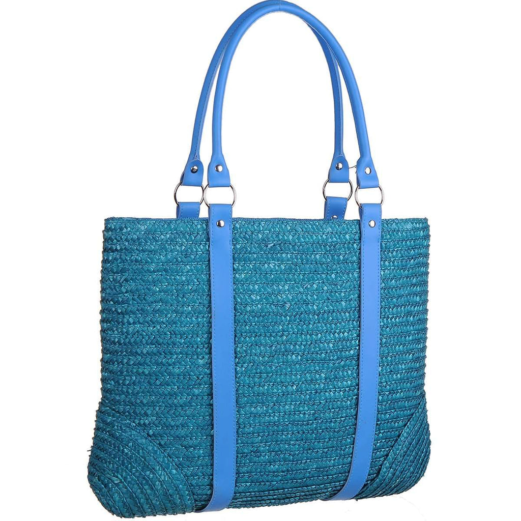 Milan Straw Tote Bag,Totes,Mad Style, by Mad Style