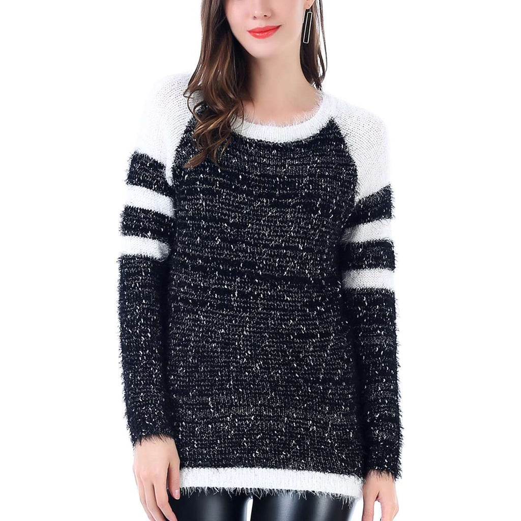 Mohair Jersey Sweater,Outerwear,Mad Style, by Mad Style