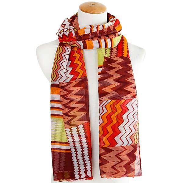 Nanette Scarf,Light Scarves,Mad Style, by Mad Style