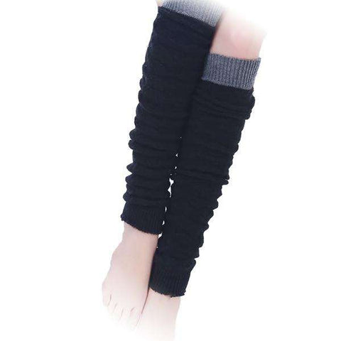 Nellie Thigh High Leg Warmers