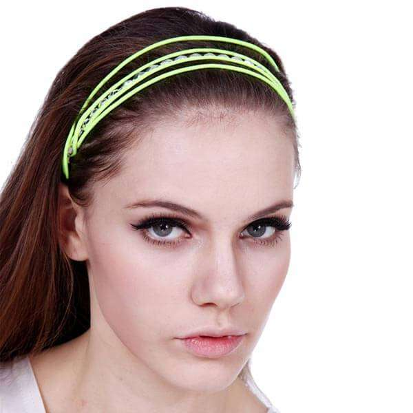 Neon Headband,Hats and Hair,Mad Style, by Mad Style