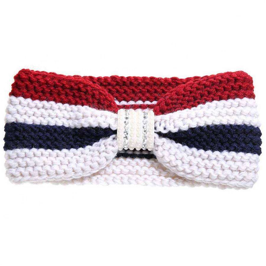 Patriotic Headband,Hats and Hair,Mad Style, by Mad Style