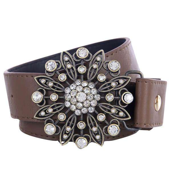Pave Belt,Belts,Elly, by Mad Style