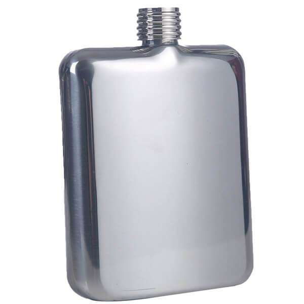 mad style quill boxed flask
