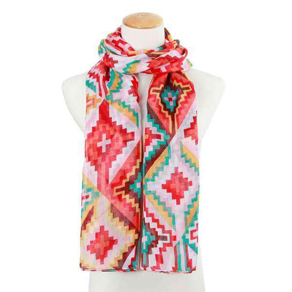 Riley Scarf,Light Scarves,Elly, by Mad Style