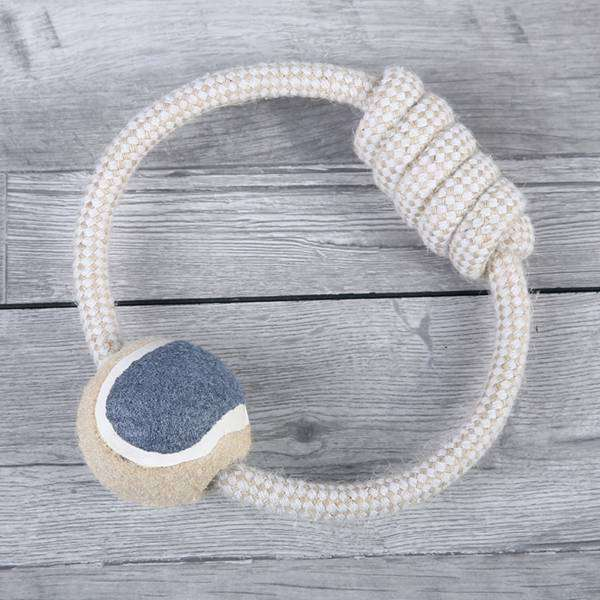 Round And Round Dog Toy