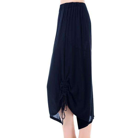 Ruched Harem Pants
