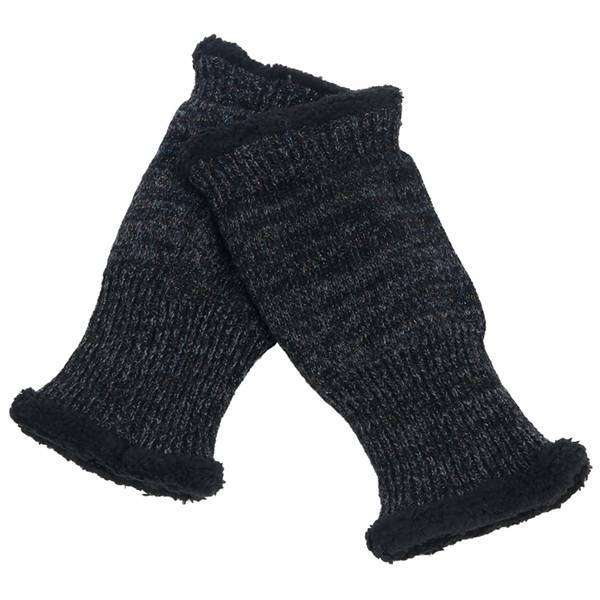 Sherpa Blended Knit Boot Cuff,Winter Accessories,Mad Style, by Mad Style