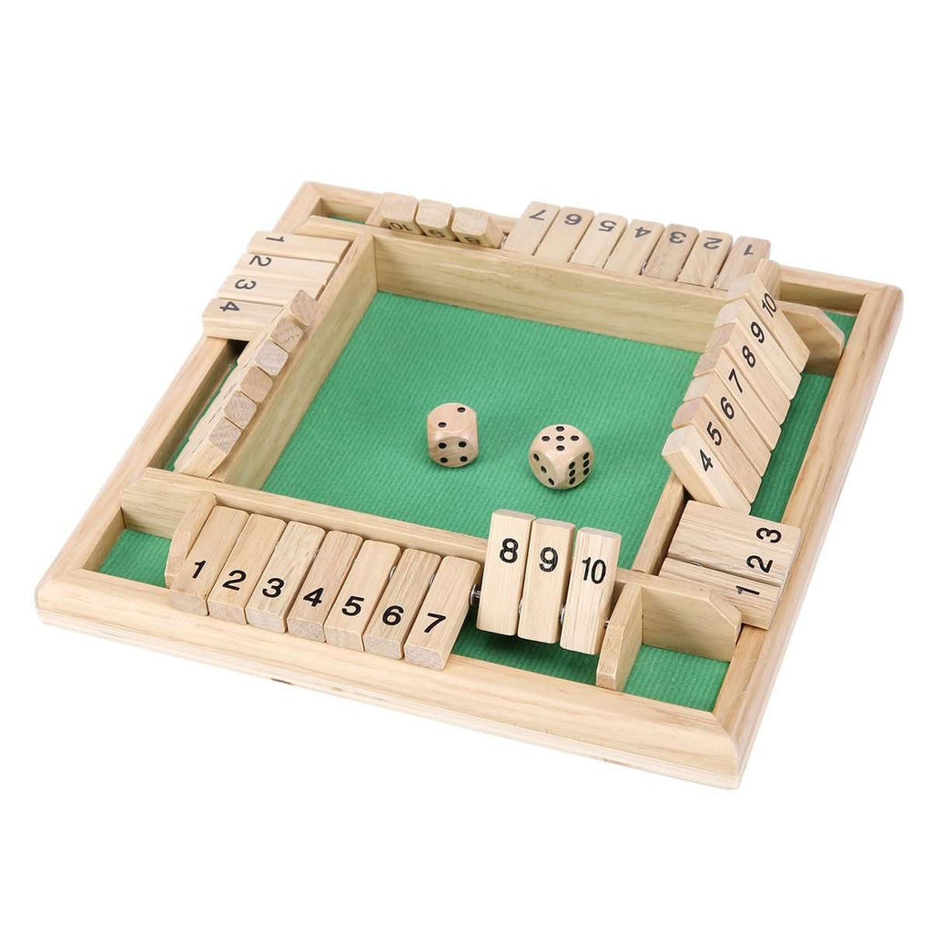 Shut the Box Game,Guy Games,Mad Man, by Mad Style