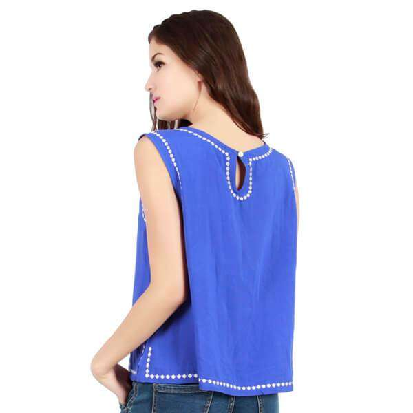 Sleeveless Chaney Tank Top,Tops,Mad Style, by Mad Style