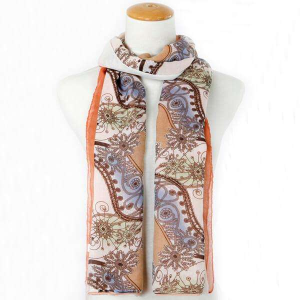 Spring Scarf,Light Scarves,Mad Style, by Mad Style