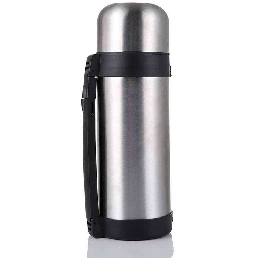 Stainless Steel Thermos,Drinkware,Mad Man, by Mad Style
