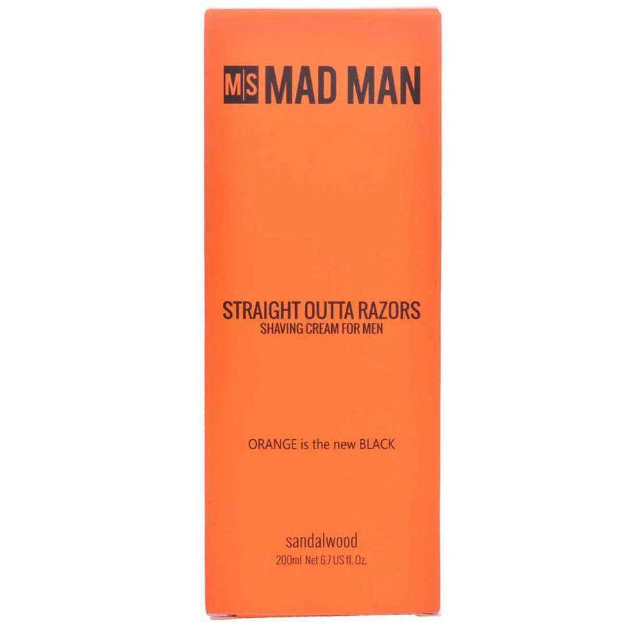 Straight Outta Razors |Shave Cream,Bath and Body,Mad Man, by Mad Style