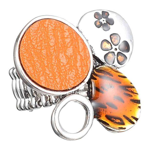 Tiger Melon Ring,Rings,Elly, by Mad Style
