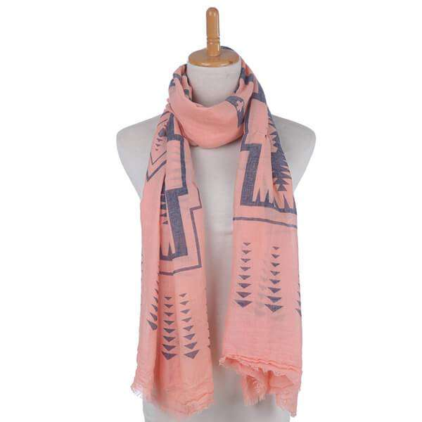 Tribal Scarf,Light Scarves,Mad Style, by Mad Style