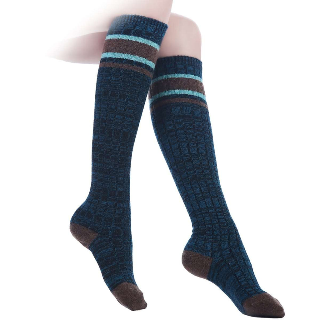 Varsity Knee High Sock,Bottoms,Mad Style, by Mad Style