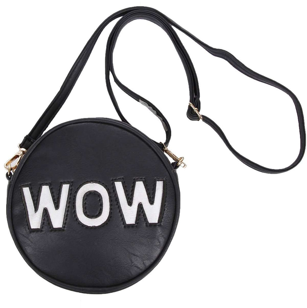 Wow Crossbody Bag,Clutches,Mad Style, by Mad Style