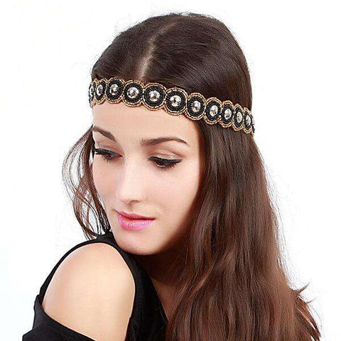Yara Crochet Headband