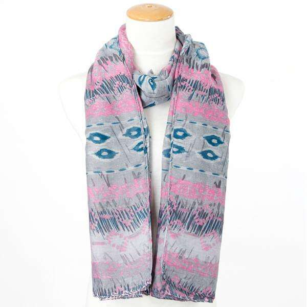 Zadar Scarf,Light Scarves,Mad Style, by Mad Style
