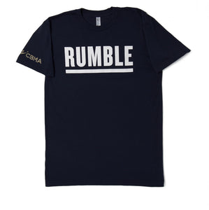 Rumble Young Man Rumble Signature Rumble T-Shirt
