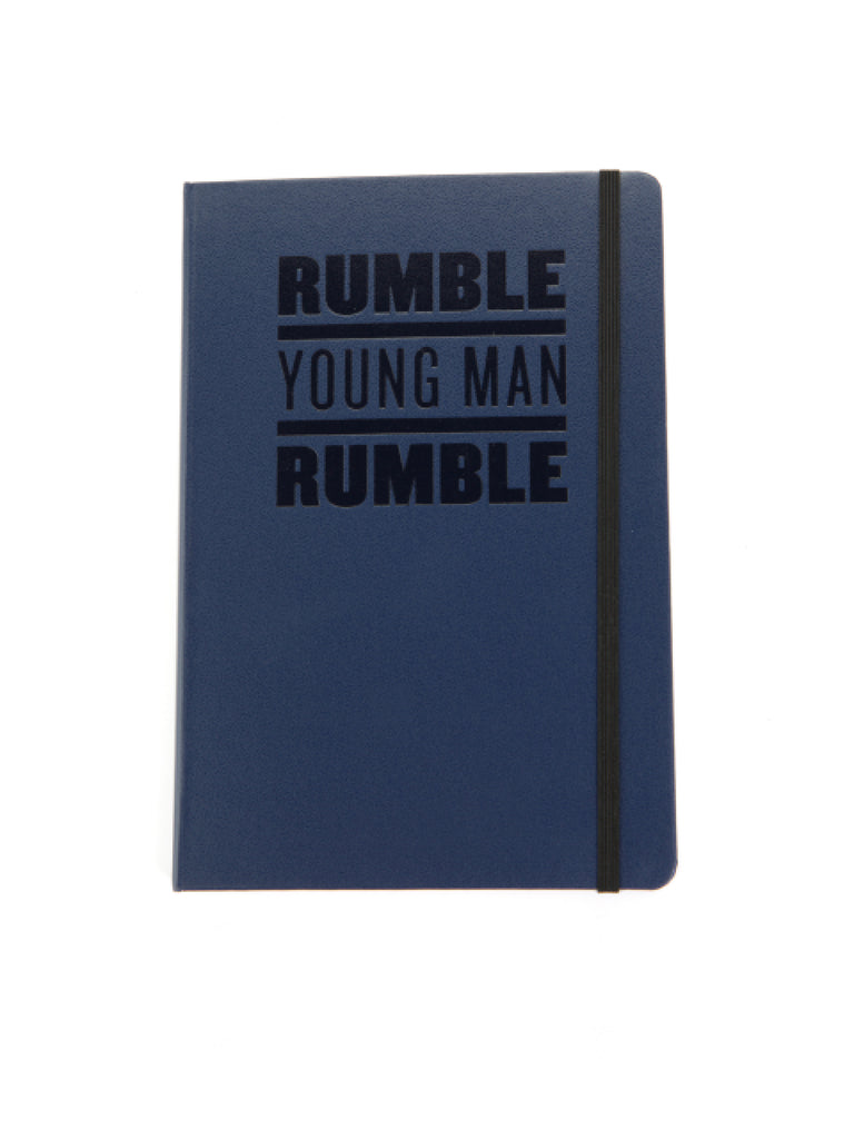 journals personal journal diary books rumble young man rumble