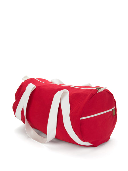 Duffel Bag Rumble Young Man Rumble Side View