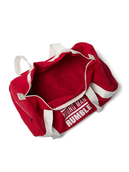 Duffel Bag Rumble Young Man Rumble Open View