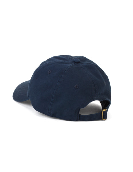 "CBMA ""Dad"" Hat/Cap Unisex Navy/White Back View"