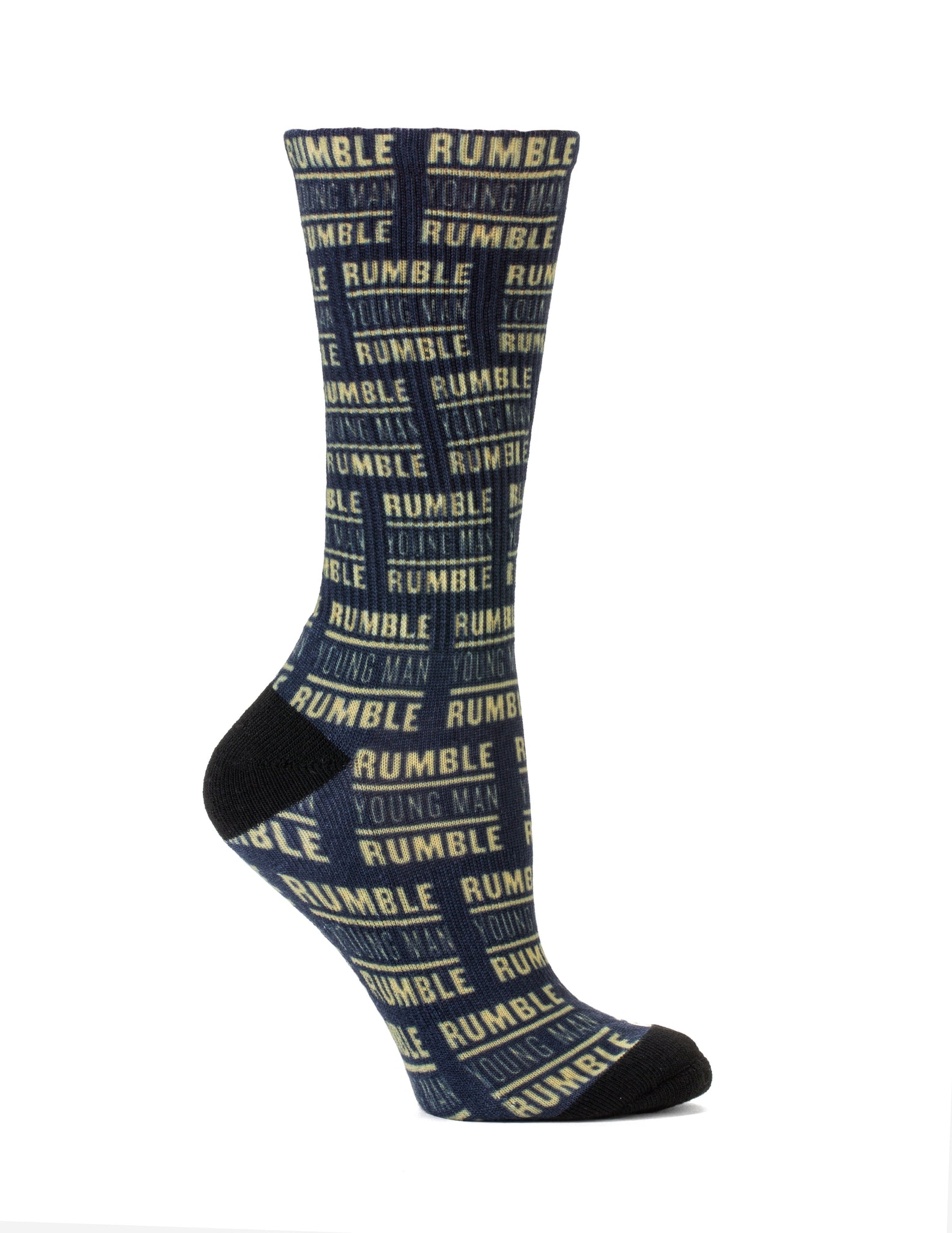 Fun Women Socks | Rumble Young Man Rumble | Free Shipping | CBMA | Ali