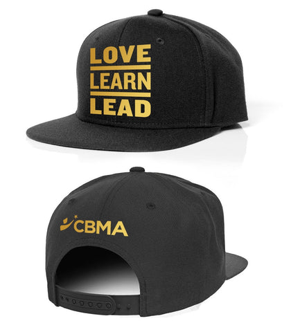 Limited Edition Love Learn Lead SnapBack Hat