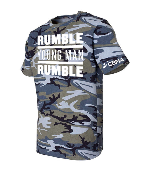 Limited Edition RYMR Camo Shirt