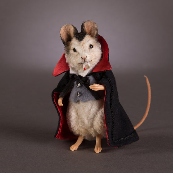 Count Dracula Mouse