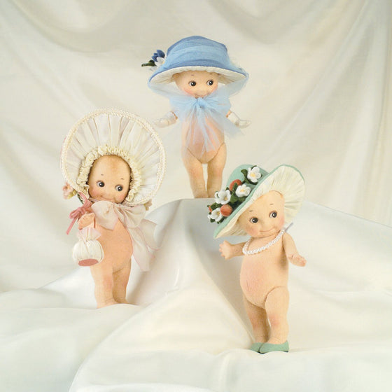 Green Bonnet Kewpie®
