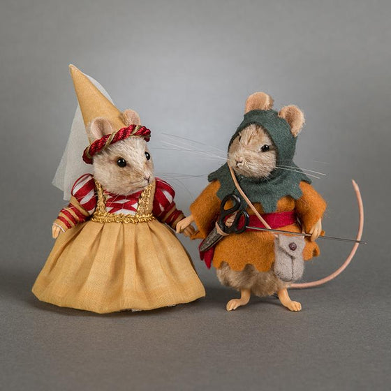 Brave Little Tailor & Princess Mouse