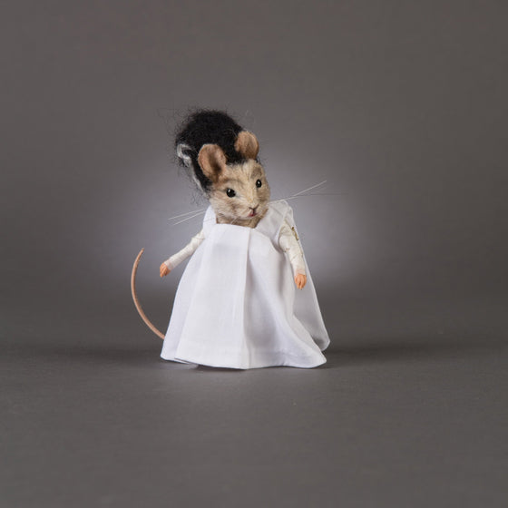 Bride of Frankenstein Mouse
