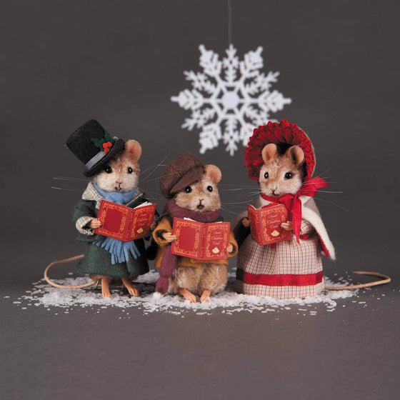 Deck the Hall Mice