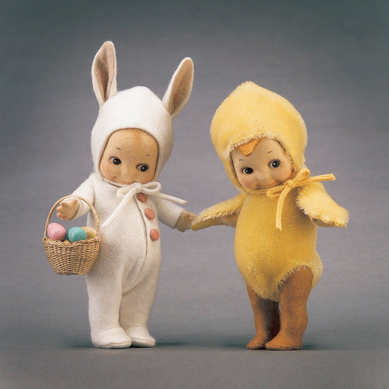 Bunny & Chick Kewpies®