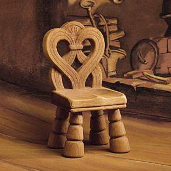 Geppetto's Chair