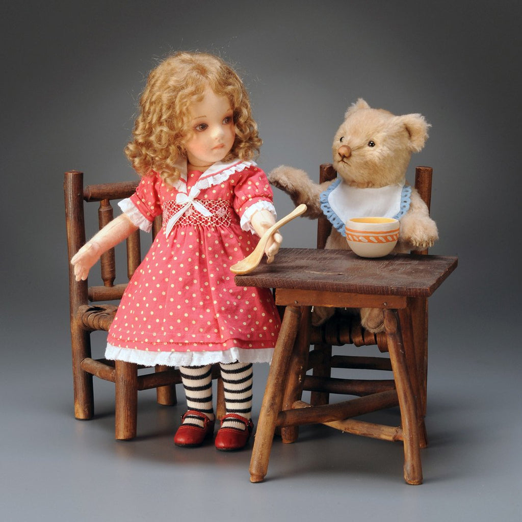 Goldilocks & Baby Bear