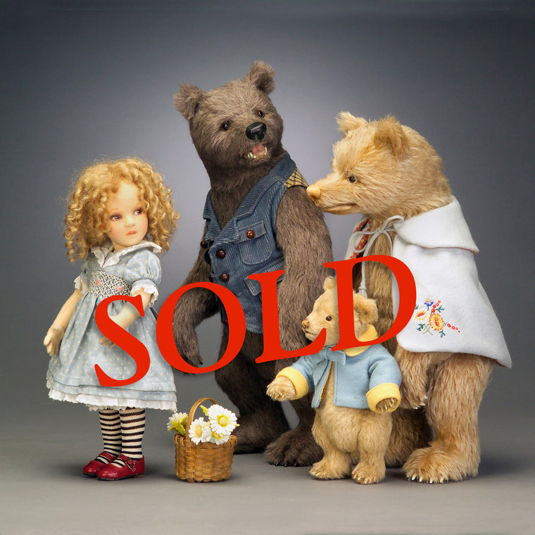 Goldilocks & The Three Bears AP #1