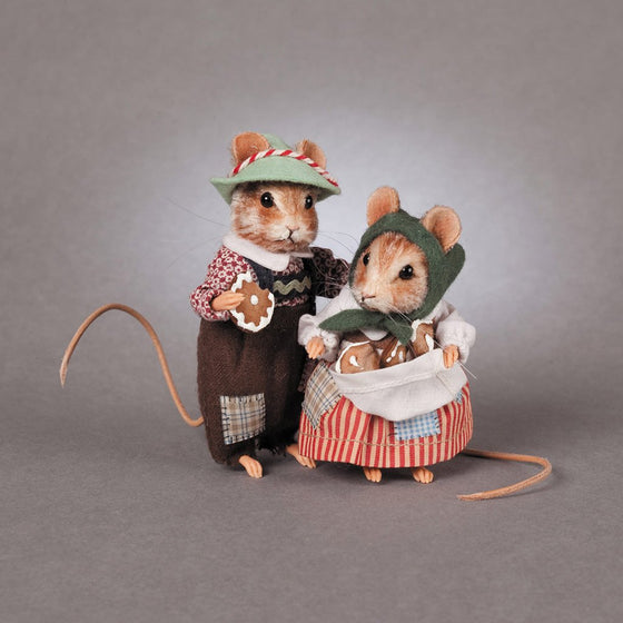 Hansel & Gretel Mice