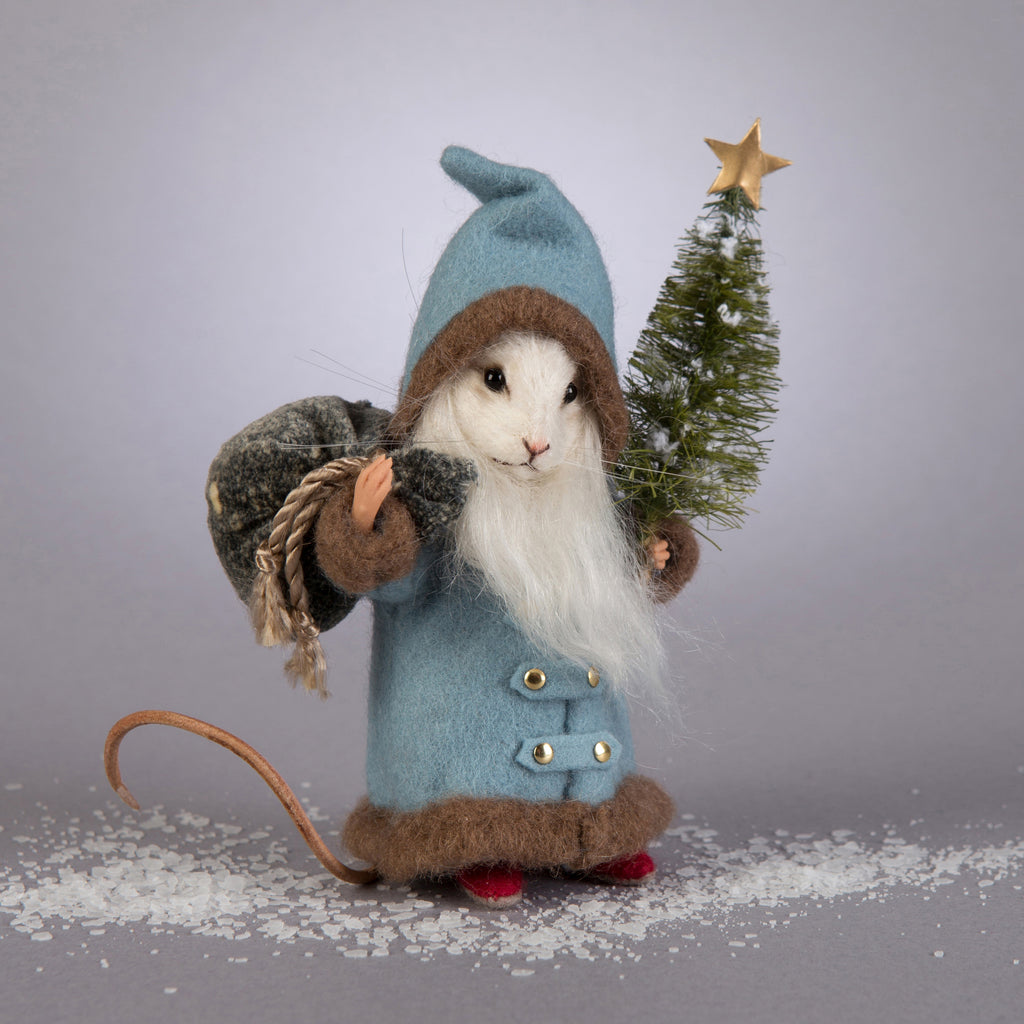 Father Christmas Mice Series - 4 piece set AP #1
