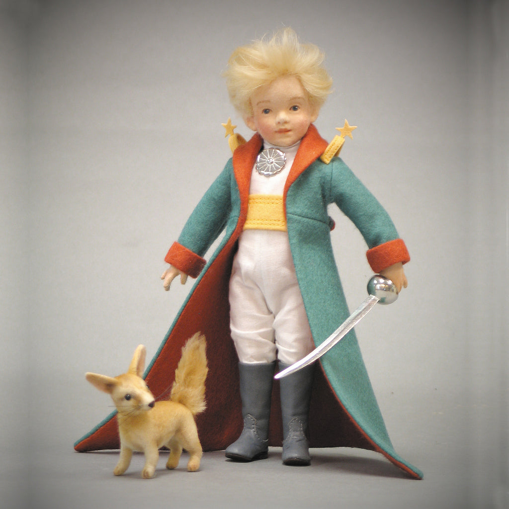 Le Petit Prince™ & Fox set- Artist Proof #1